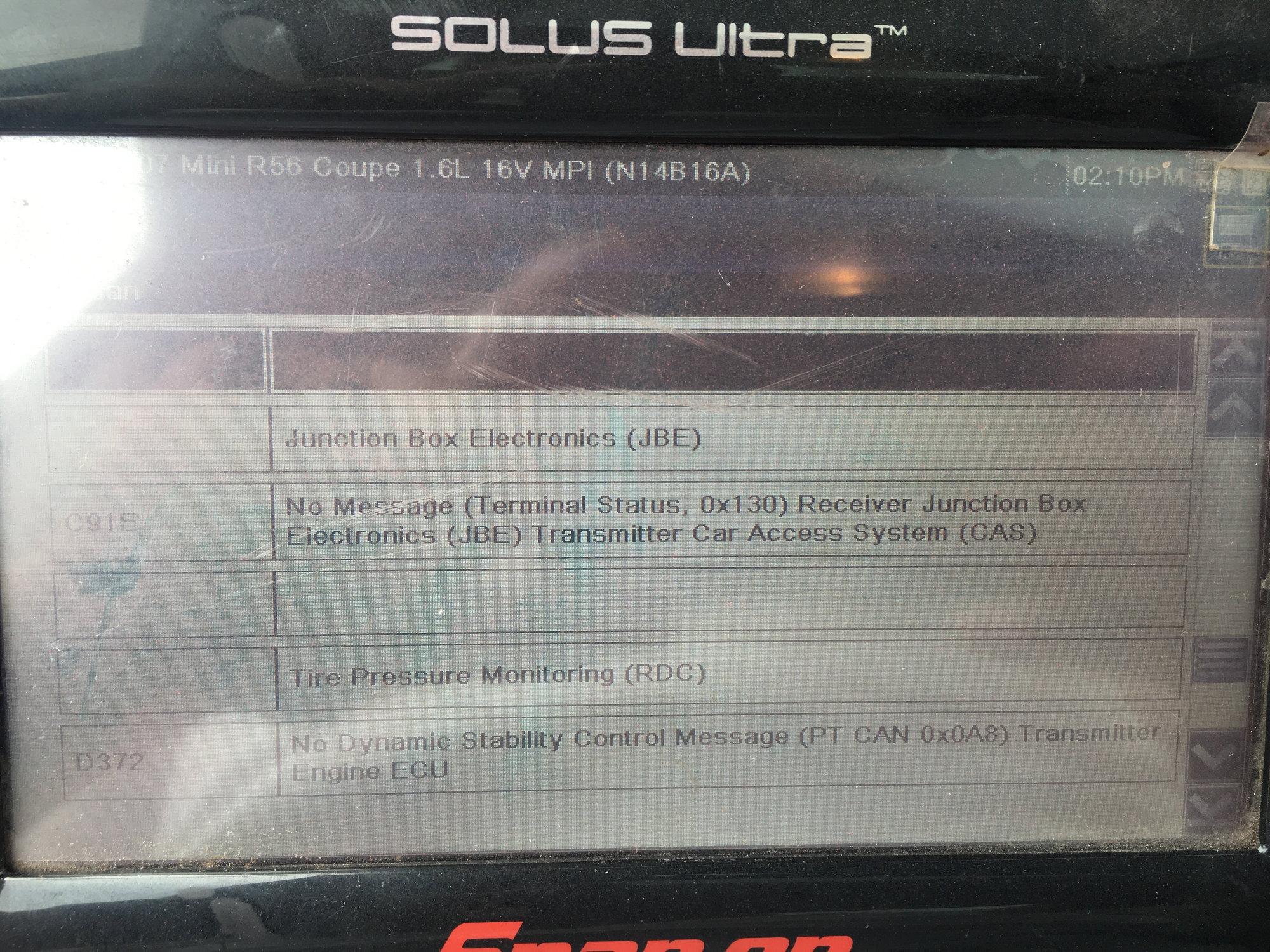 02 Cranks, no spark, no injector signal - North American Motoring