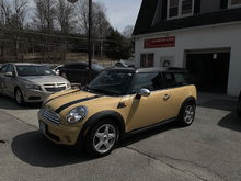 We bought this today 🤗2009 Clubman