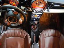 HC interior