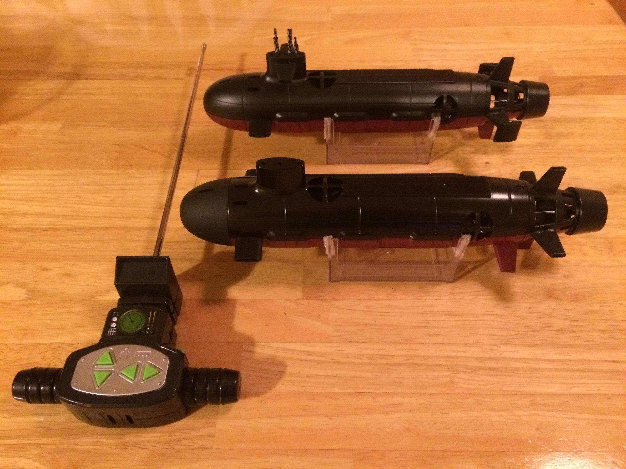 Wts Custom Seawolf Ohio Class Rc Submarines Rcu Forums