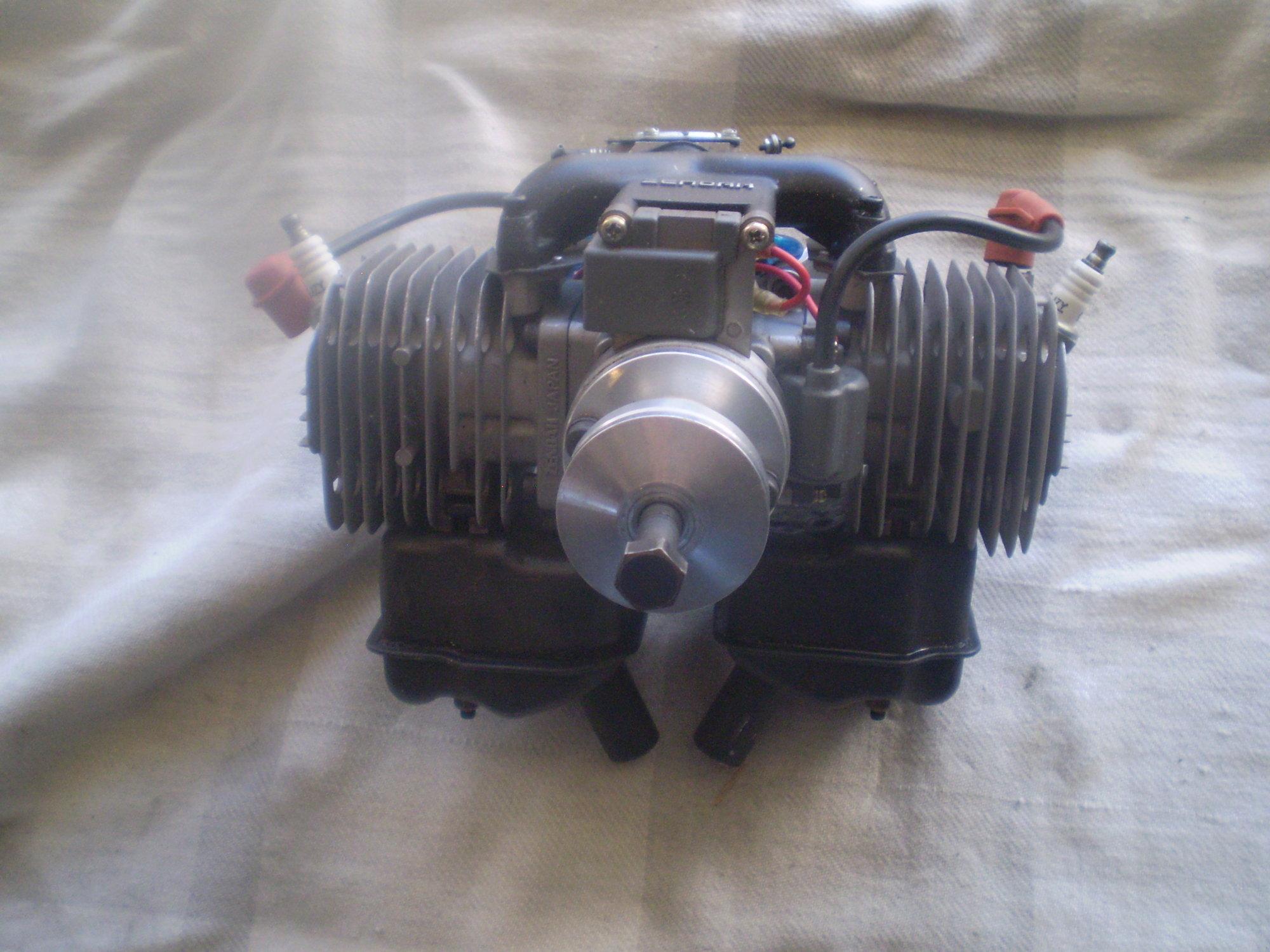 Zenoah GT-80 - RCU Forums