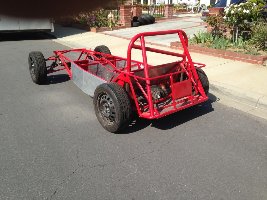 Lotus 7 kit car usa - I Had Already Built A First Gen Rx7 With A Turbo 13b Engine I Decided To Pull The Entire Drivetrain Out Of My Rx7 And Use It In The Kit Car