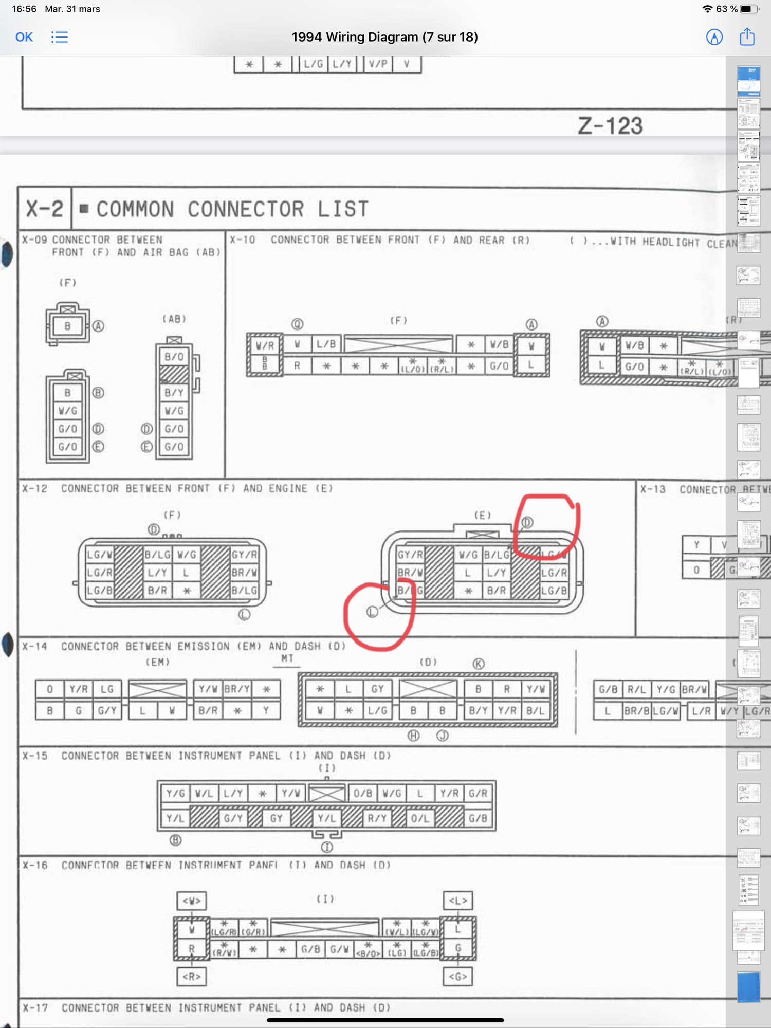 Wiring Diagram Explanation - Rx7club Com