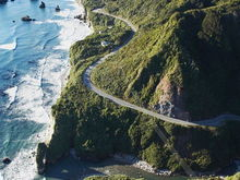 West Coast Road - South Island, New Zealand
