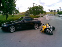 JULY 2007 MOTORCYCLE ACCIDENT