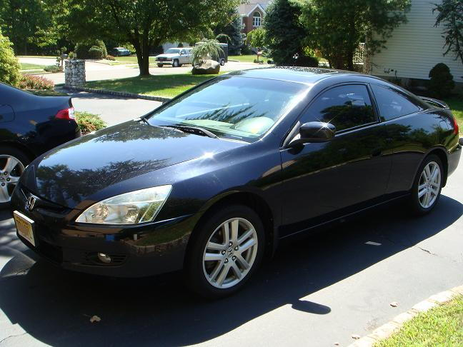 ft 2003 honda accord ex l coupe 6mt nj s2ki honda. Black Bedroom Furniture Sets. Home Design Ideas