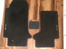 Driver, Passenger and Rear Cabin Partition Rubber Liner Mat For Sale