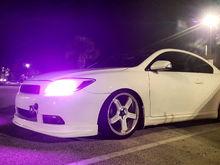 Garage - White Out