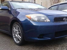 2005 Scion tC in WVa