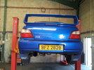 Garage - WRX  HB320