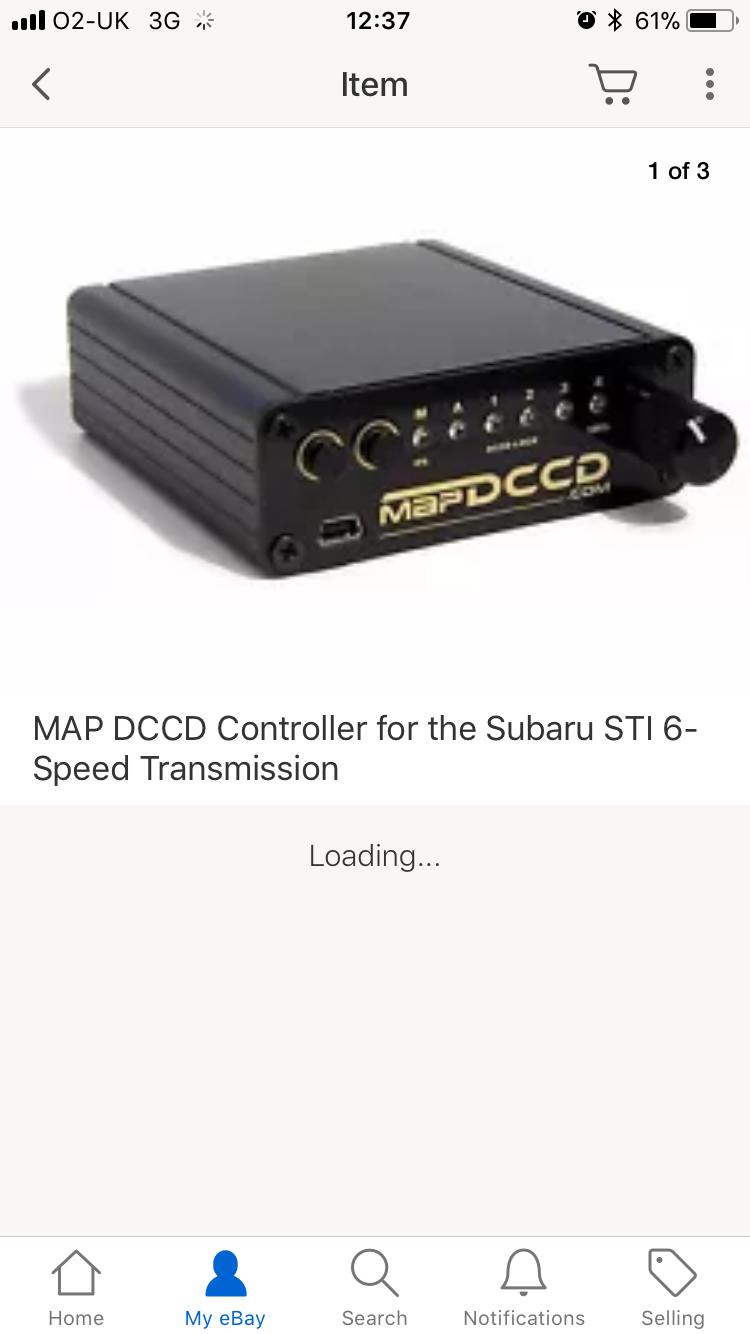 DCCD controller - ScoobyNet com - Subaru Enthusiast Forum
