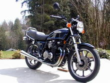 1982 Kawasaki KZ750E4