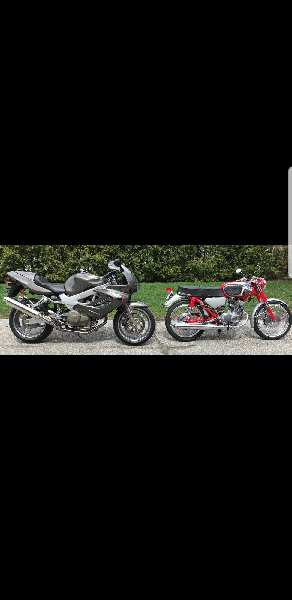 Vtr1000 2005 How Much Is It Worth 4600km Only Superhawk Forum