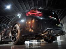 BMW F87 M2 x Fi Exhaust
