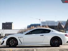 Maserati Granturismo Mc Stradale x Fi Exhaust