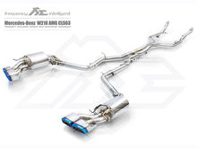 Fi Exhaust for Mercedes-Benz AMG W218 CLS63 - Full Exhaust System