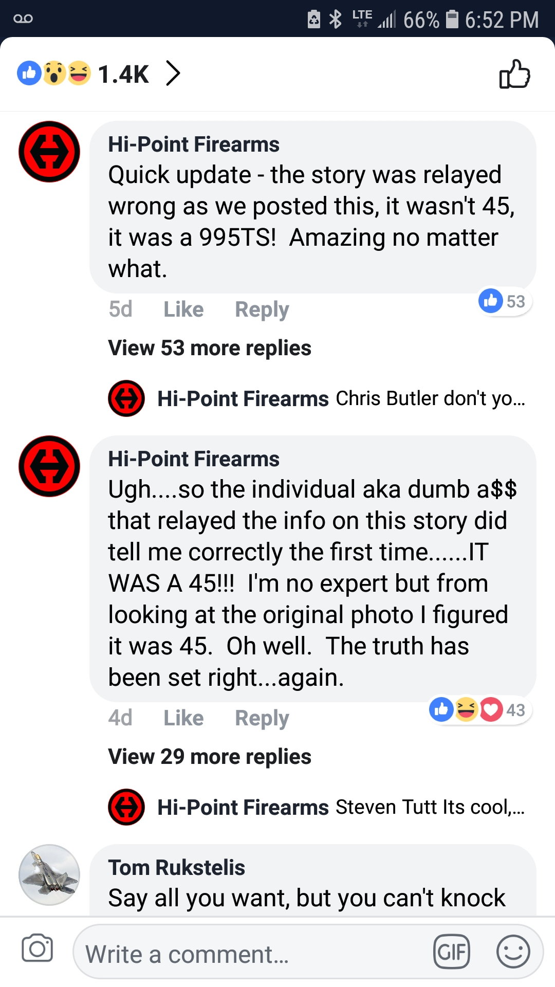Idiot With a Gun - Just Unbelievable! - The Hull Truth