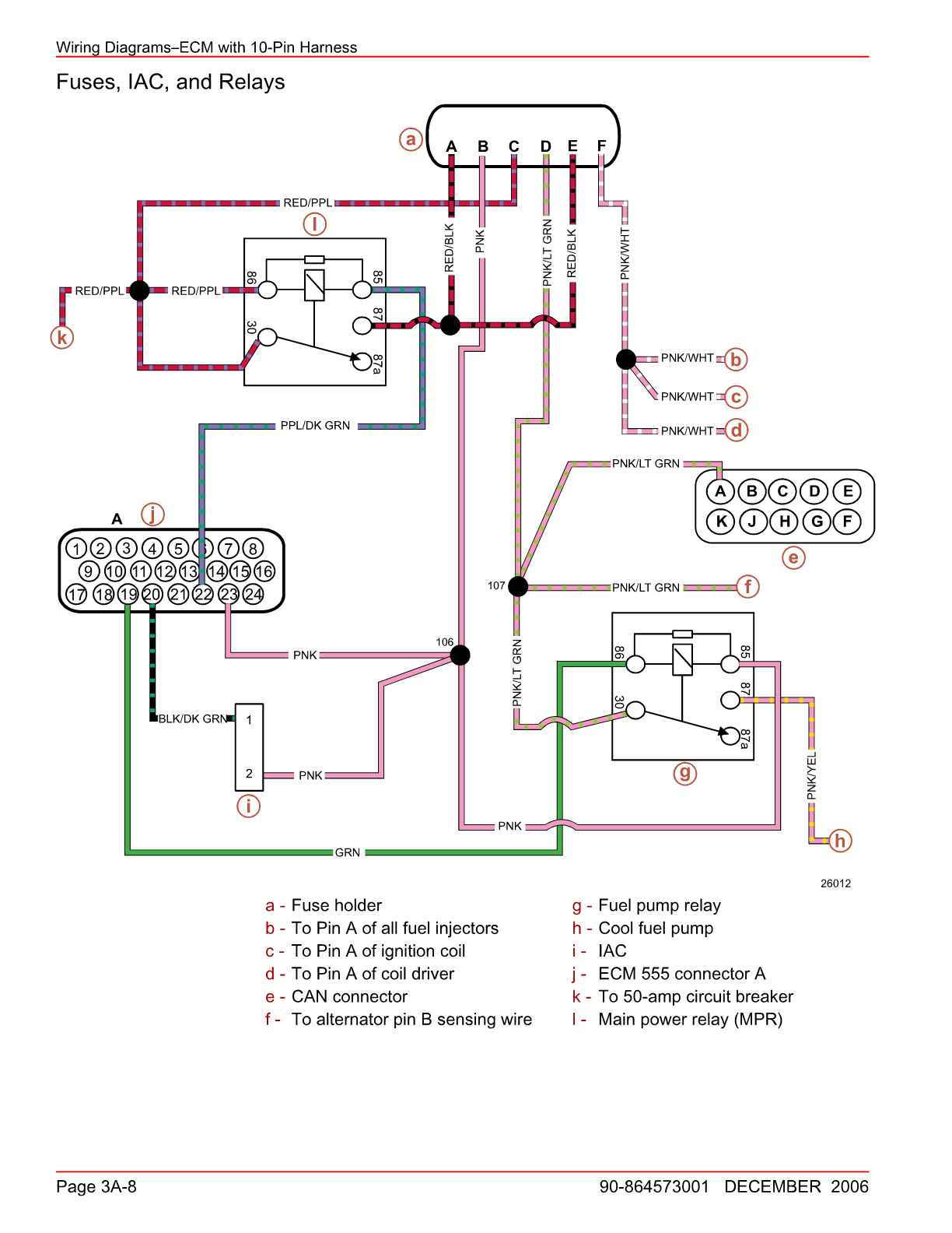 Flat Plug Wiring Diagram To Gm Square Iac Fuse Box Mercruiser 350 Mag General Electric Panel On Problems Starting And Running 57l Mpi Page 2
