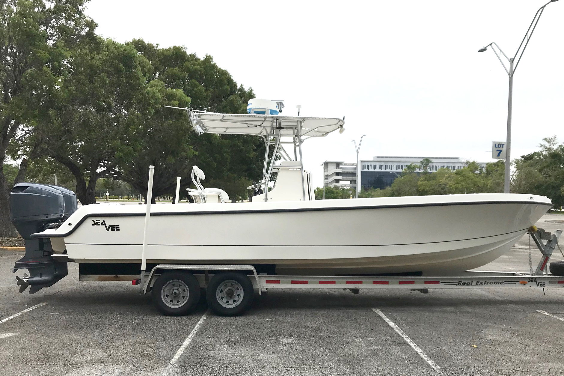 2004 Sea Vee 290 The Hull Truth Boating And Fishing Forum