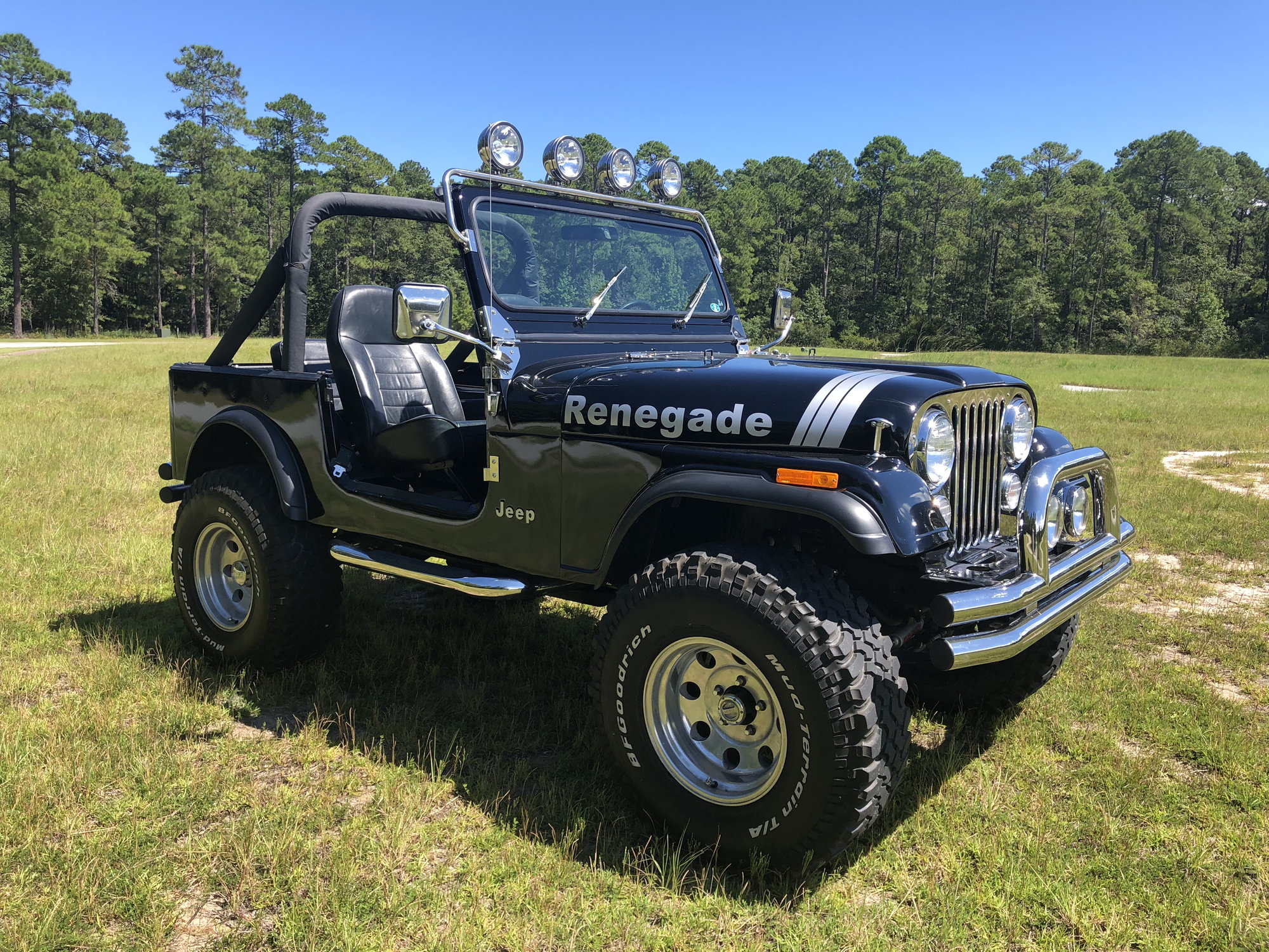 1978 Jeep CJ7 Renegade V8 For Sale ***Price Lowered ...