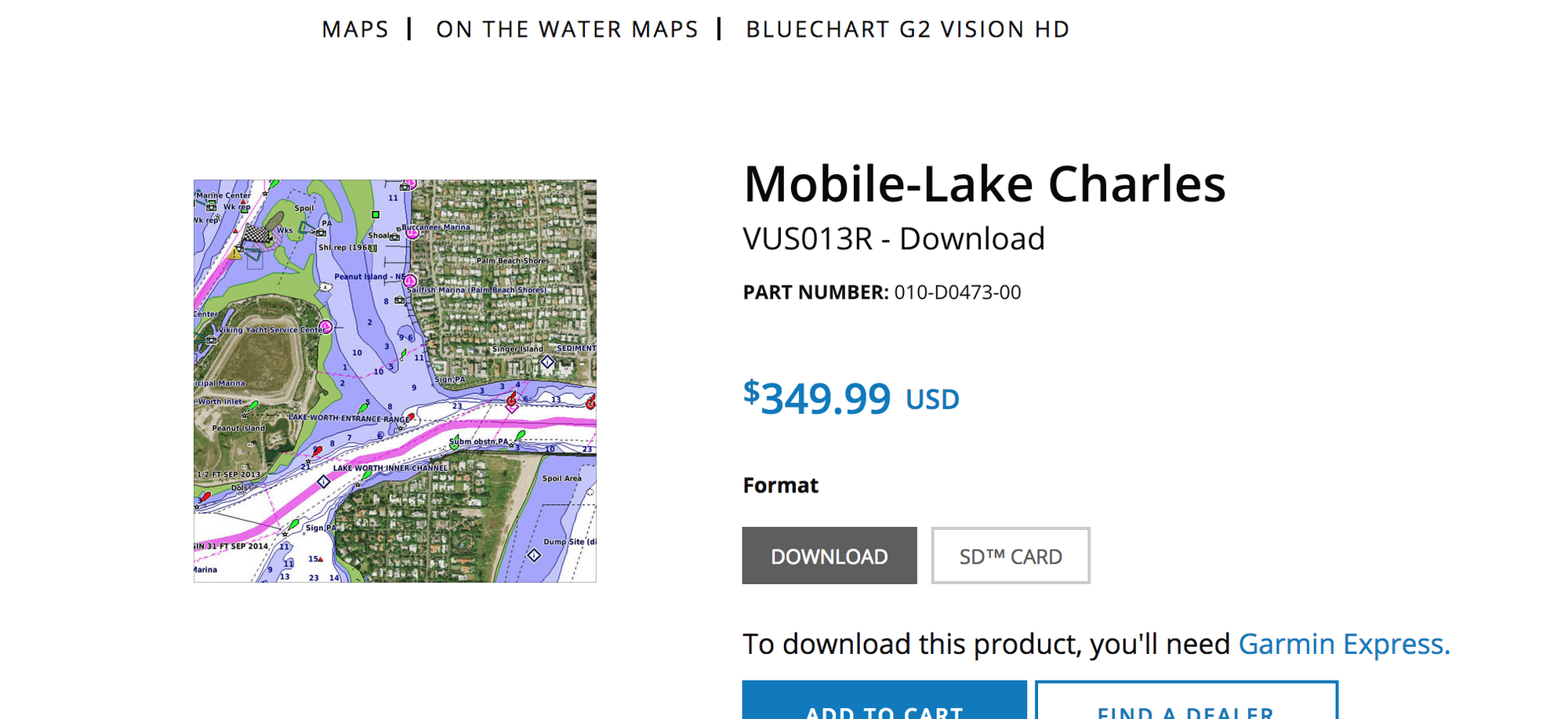 download bluechart g2 vision free