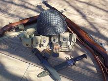 Garand and Carbine