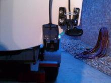 Transom Transducer 1