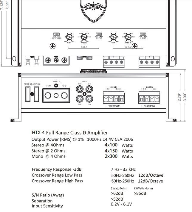 Wiring Sound System At 2 Ohms The Hull Truth Manual Guide