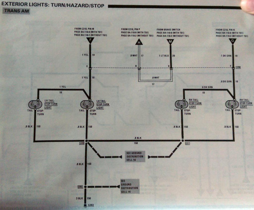 Nett 75 Trans Am Schaltplan Zeitgenössisch - Elektrische Schaltplan ...
