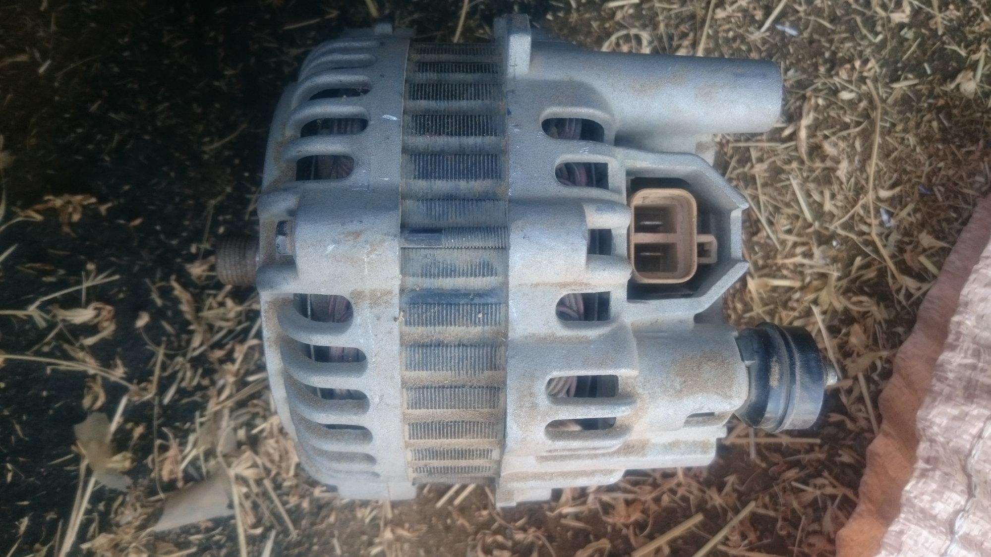 Ls1 Alternator I Need Wire Digram