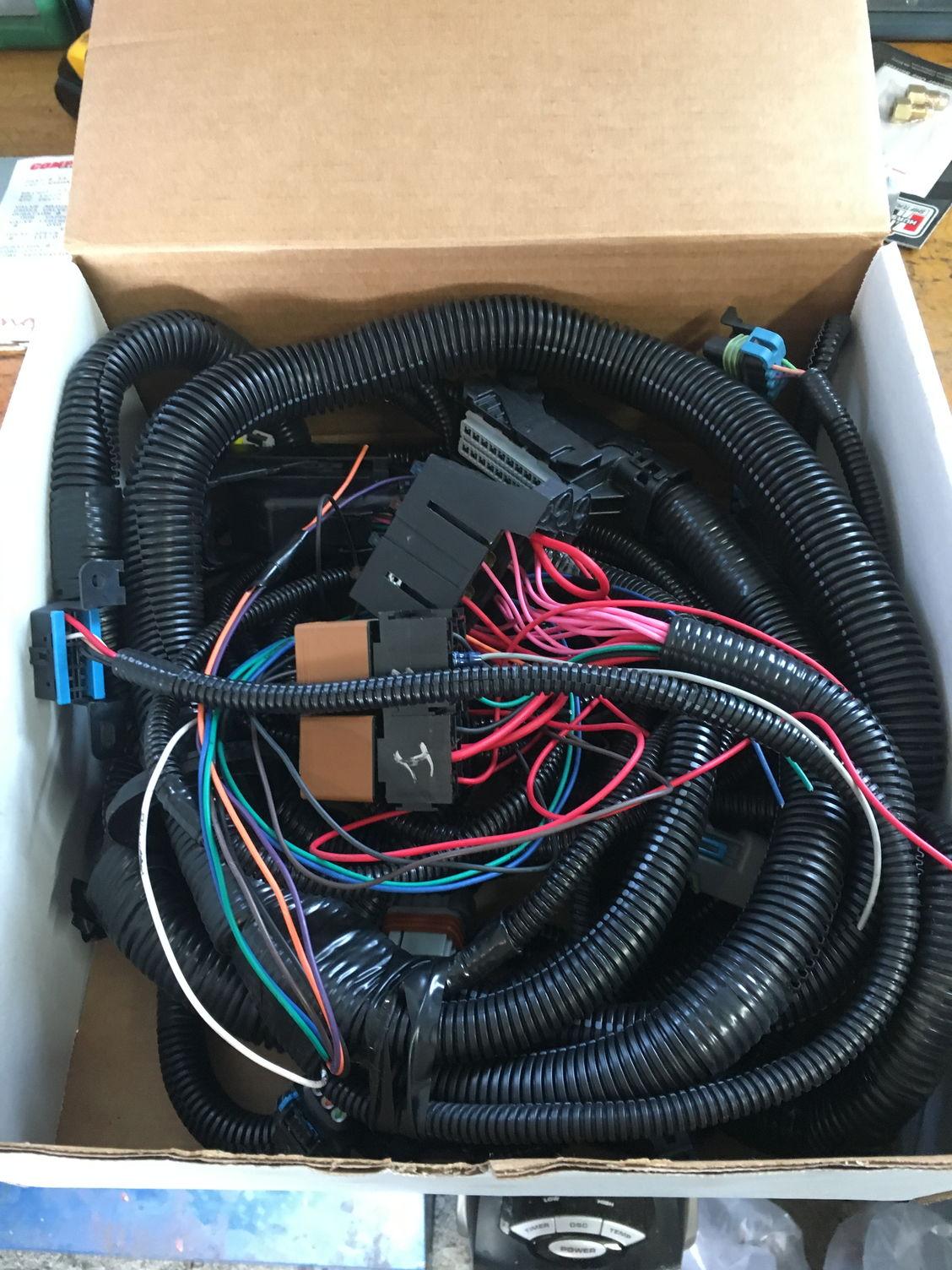 Sold Psi Ls3 T56 Harness Lsx Conversion Swap Third Generation F Wiring