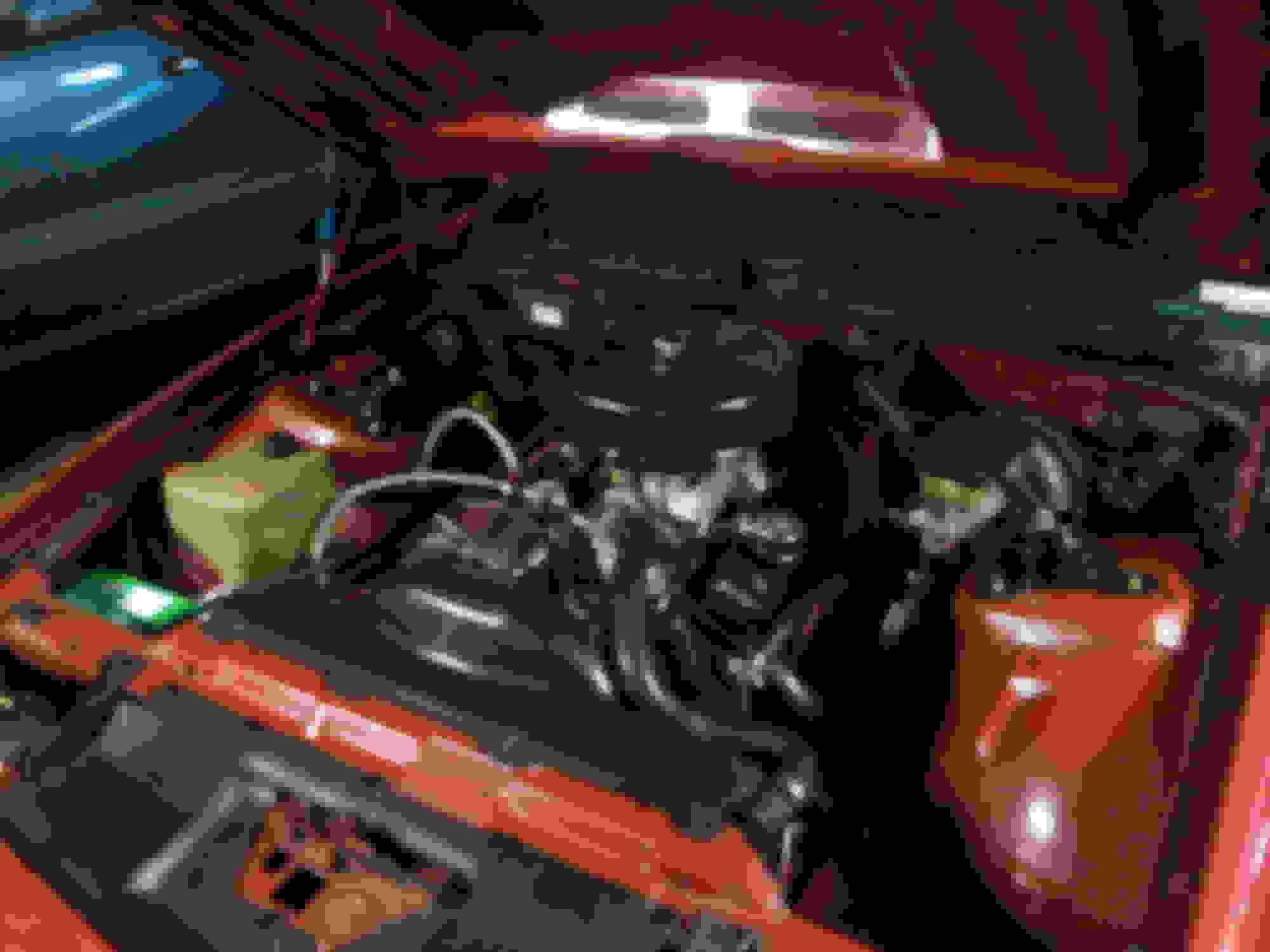 Quick Fuel Technologies 30-803 Fuel Pressure Regulator