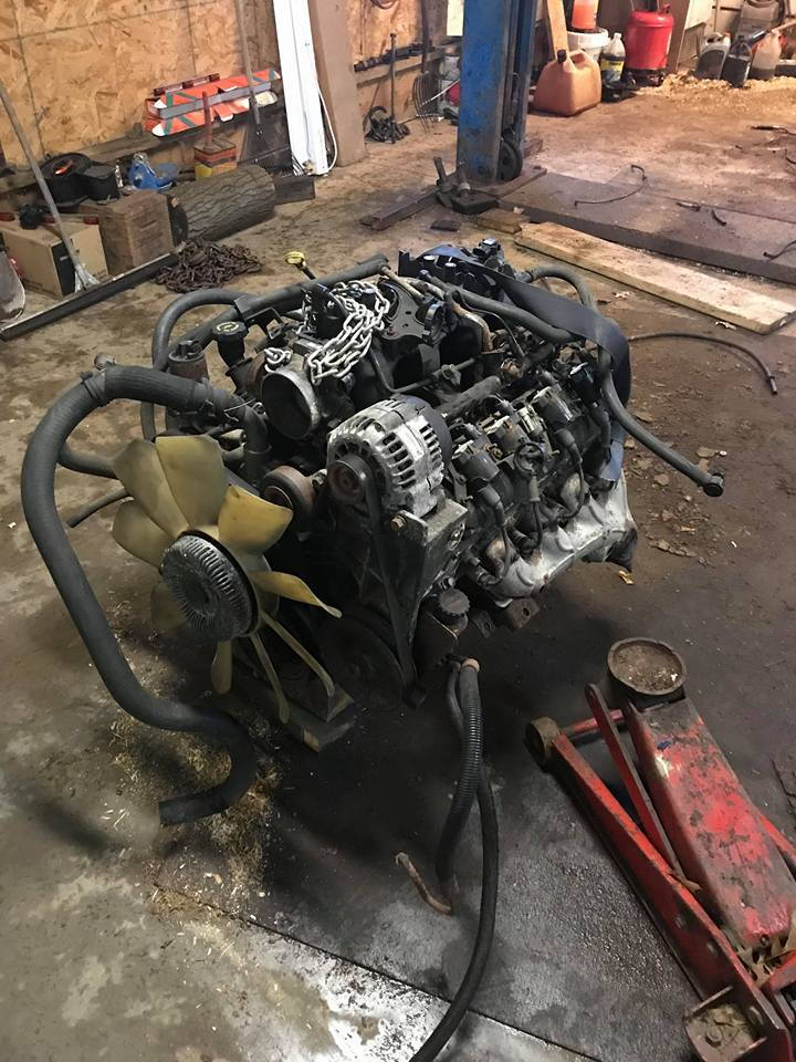my 5 3 LM7 swap into my 85 camaro berlinetta(build thread) - Third