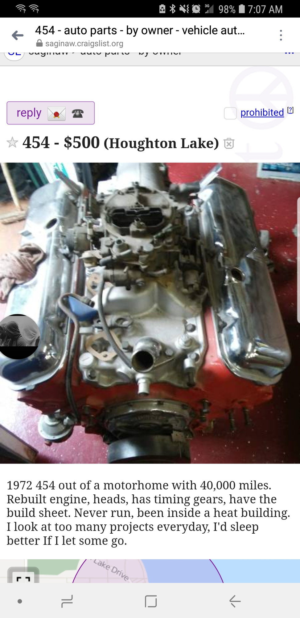 350 Small Block Carb or Timing Issues - Page 3 - Third