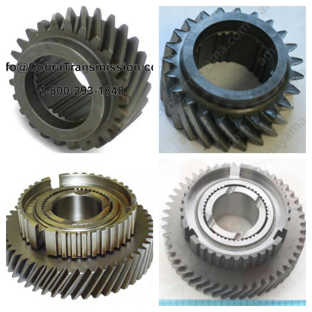 R452 5th Gear in R150/R151 - YotaTech Forums