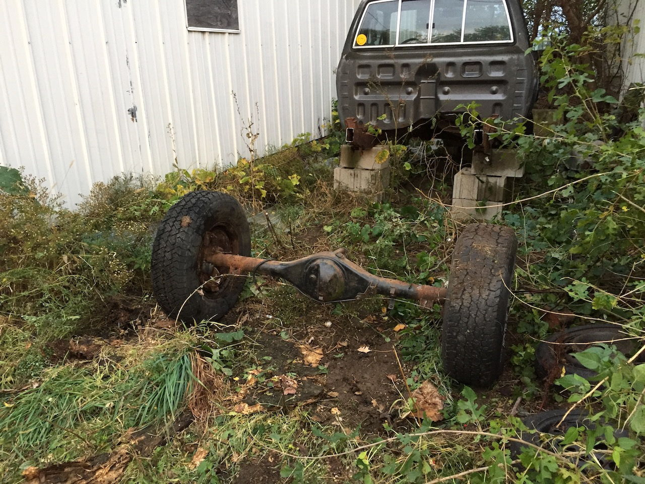1993 Toyota Pickup No Start 22re Yotatech Forums 1987 4runner Sr5 Efi Wiring Diagram The Floor And Front Of Foot Well Just Below To Left Clutch Pedal Is Rusted Out I Could Kick A Hole Through It That Would Probably