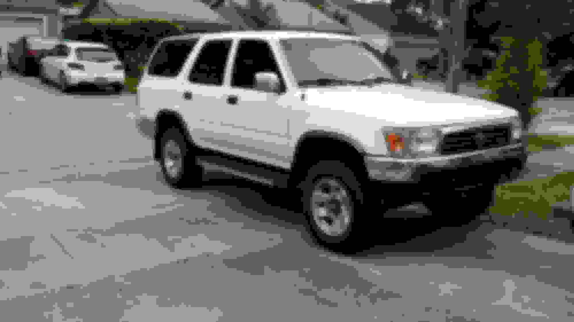 4Runner - rattle/clunky noise coming from rear - YotaTech Forums