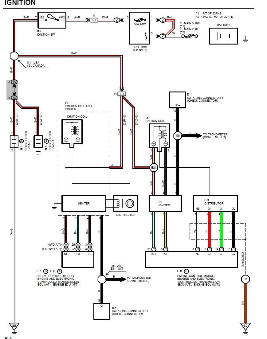 Inclinometer Brown Fs Yotatech Forums Wiring Diagram Heres The For 93 94 It Should Look Similar To This Hope Helps Ignore Stuff Inside Dotted Box On Left Thats