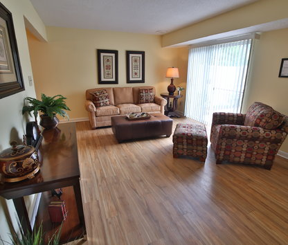 Image Of Woodland Creek Townhomes U0026 Apartments In Durham, ...