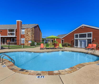 The Parks Of Denton Apartments