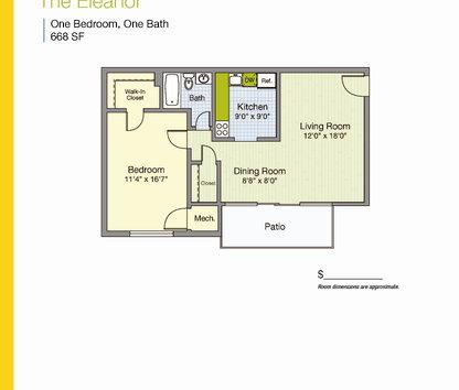 Franklin Park Apartments Reviews
