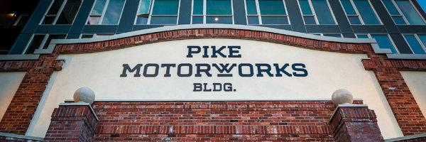 Pike Motorworks Apartments