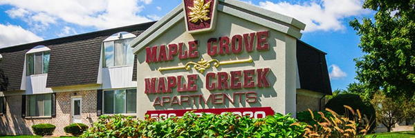 Maple Grove and Maple Creek Apartments