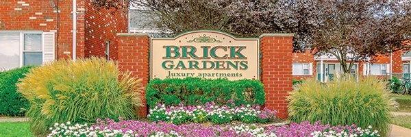 Brick Garden Apartment