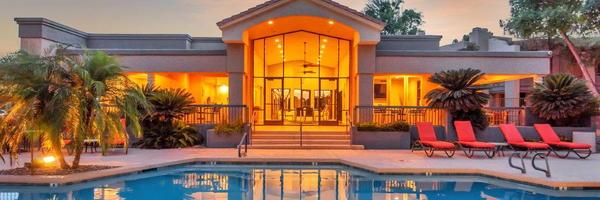 Reflections at Gila Springs