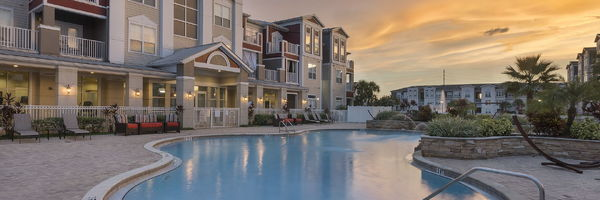 The Enclave at Tranquility Lake Apartments