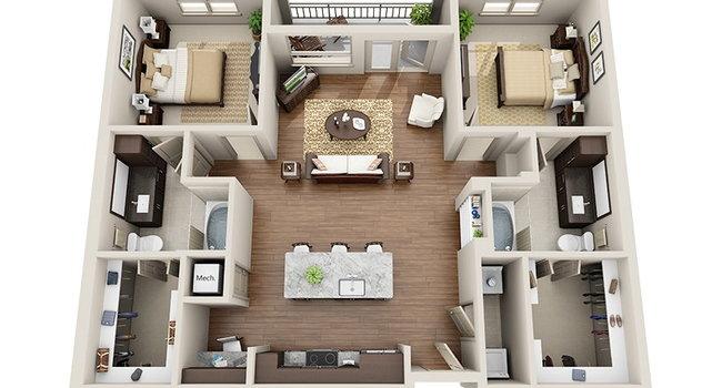 Image Of Alara Uptown Luxury Apartments In Dallas Tx