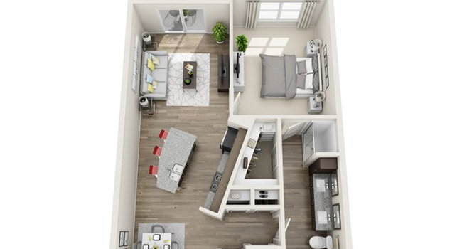 The Edison Lofts Apartments - 107 Reviews | Raleigh, NC ...