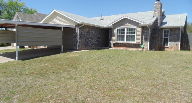 Image of 3217 SW 96th St in Oklahoma City, OK