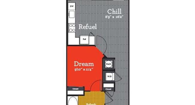 77H Apartments - 87 Reviews   Washington, DC Apartments for